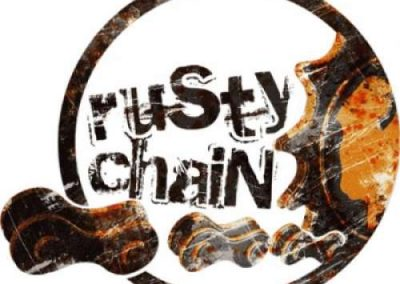Rusty Chain Logo