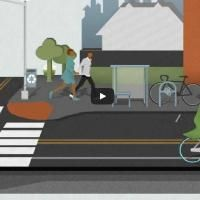 Buffalo Complete Streets Interactive Video Series
