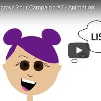 Improve Your Campaign #7 – Animation